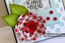 Crazy for Cards / I love making handmade cards.  I love receiving handmade cards and tags.  New to craft blog swaps but hope to find more! / by Angela C