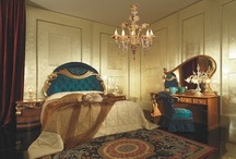 Master Bedroom Suite Renovation / Decor and remodeling ideas for our future bedroom suite in an Art Deco/Art Nouveau style