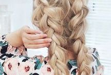 Lazy Girl Hair styling Hacks / Lazy girl hair hacks, styles and colours for the non-hair stylist! Easy tutorials, guides and photos all saved into one place, if you stuck with your hairstyle, I hope you find some inspiration! Simple hair tutorials that even I can do....