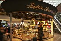 Butlers Chocolate Cafés / So when in Dublin, Cork, Galway, The UAE, New Zealand or Pakistan, why not visit your nearest Butlers Chocolate Café and enjoy a warm Butlers welcome! Don't forget there is always a free chocolate.