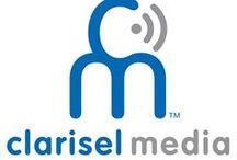 My logos / by Clarisel Media