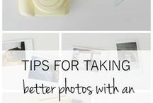 Photography Tips / Tips on how to take better photos and master editing techniques.