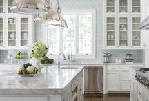 Home:  Kitchen Ideas / by Rose Sniatowski