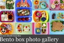 School Lunch Ideas / by Kris Medina