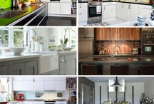 When Your Kitchen Needs a Facelift / Accessories are great for refreshing the look of your kitchen, but if you want a really dramatic change, and you've got the time and the budget for it, why not plan a remodel or renovation of your kitchen? / by Rethink The Sink