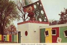 Memories of Mother Gooseland / by Barb Volkert Hoskins