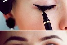 Lazy Girl Beauty Hacks / All things make-up, beauty and skincare. Tutorials on eye makeup, achieving perfect winged eye-liner and contouring feature highly!