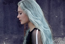i want silver hair
