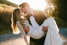 Wedding Inspiration / Ideas for the future / by Amy