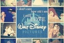 Never too old for Disney! / by Jaymie Zuniga