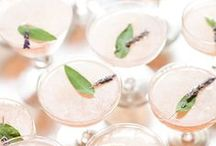 party time cocktails / cocktails for your wedding or next dinner party!