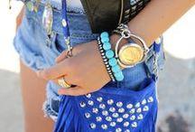 FESTIVAL FASHION / Festival Fashion, Festival Outfit Ideas, Festival Make Up, Festival Style Inspiration