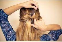 Hair Tips / Hair tips for longer hair.
