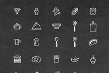 Icons / Simple vector