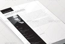 Design: Resumes