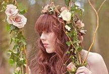 Woodland Wedding Ideas / My dream wedding - woodland theme - perfectly understated and focusing on what actually matters - the people and time spent together.