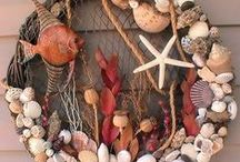 Beach Crafts / by Roxann Bentsen Faulkner