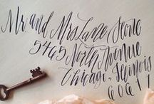 Design: Hand Lettering and Calligraphy