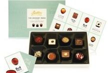 Summer Chocolate Treats! / A collection of delightful chocolates perfect for lazy summer days!