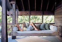 Deck / by Chelle Brown Machado Williams