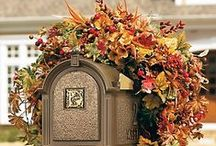 FALL / Everything that happens during the fall season (festivals, holidays, etc...). / by Donna Myers