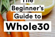 Whole30 - Let's Do This! / A board for whole 30 support, motivation and recipes