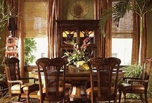 Dining Room - West Indies Style