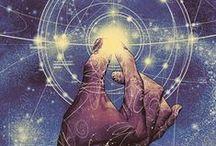 The other side / Sueños.Magia.Fuerza.Poder Han estado entre nosotros desde el origen de la humanidad, guardianas de las fuerzas espirituales.