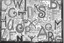Crafts--Doodles/Tangles / by Lisa Anderson