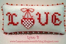 Crafting--Cloth/Needlework / by Deb Donna-Clark