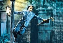I'm singing in the Rain...