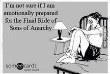 ✌✠✌ Sons of Anarchy ✌✠✌ / by ⊱♥⊰ Vicki Barnard ⊱♥⊰