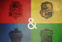 Harry Potter / The boy who lived and changed a generation.  / by Carly Monteith