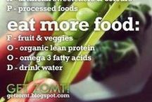 Clean Eating / Clean eating recipes  / by Carly Monteith