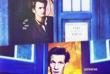 """Doctor Who? / Full of wibbly wobbly timey wimey things that go """"ding"""" / by Carly Monteith"""