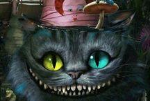 Alice In Wonderland ❤️ / by Dee Fidura