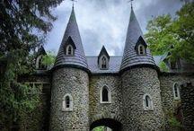 Castles / by Dee Fidura