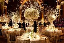 Luxury Weddings Inspiration / Here is some inspiration from my favorite luxury wedding floral decor. Luxury wedding floral decor can be achieved to perfection with the right professionals working together.