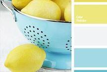 Color Palettes | Branding + Design / Board for color inspiration, color brands, branding identity, branding and design, color palettes, perfect colors, tones, shades, hues, color wheel.