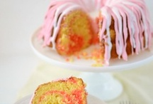 Sweet treats / desserts, baking  / by Brenda Robinson