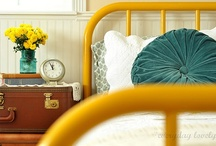 Decorating {Bedrooms} / by Sarah Hulbert Style