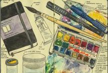 For Inspiration (Art, Architecture, & Design) / by Dena Younkin