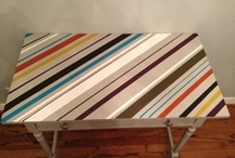 #painted furniture / Please find Farmhill Furniture & Salvage @ www.facebook.com/farmhillfurniture