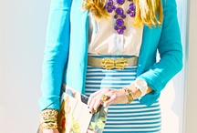 Skirts & Dresses {Spring/Summer} / Fun, flirty, feminine... I enjoy being a Girl!!! / by Sarah Hulbert Style