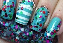 Nails, Nails, Nails! / by Becky Woodruff