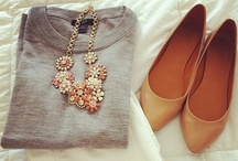 Outfit Ideas  / by Ginny Hollingsworth