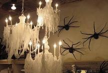 "The ""Halloween Treats & Tricks"" Board / by Lizzie Corser"