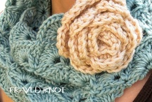 Frayed Knot patterns / by Jonna Ventura (Frayed Knot)