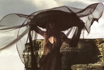 Mourning dress