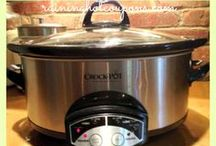 Crockpot aka my Chef / by Lenna Raye